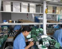 焊锡抽烟工程