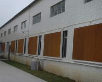 水帘墙降温工程