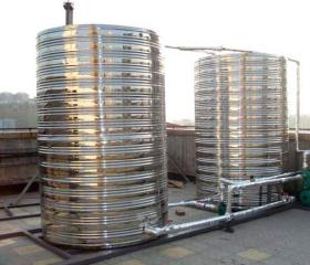 热泵热水工程