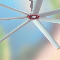 超大型工业风扇